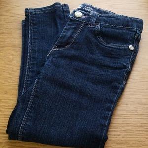 Girls 5 Levi denim leggings